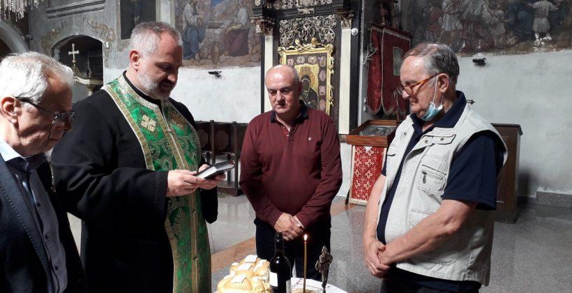 RAPS je svečano obeležila svoju krsnu slavu